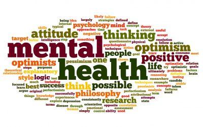 Weekly Video – Mental Health